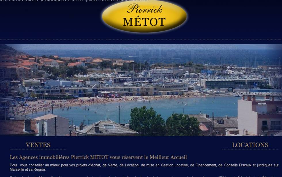 Agence immobili re marseille 13008 pierrick m tot pour for Tous les agence immobiliere