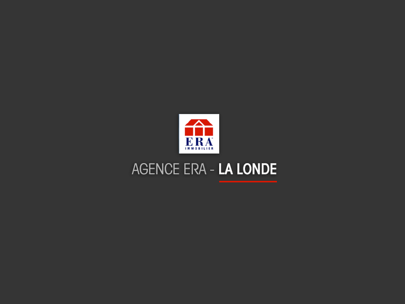 Agence immobili re la londe les maures agence era for Agence immobiliere era